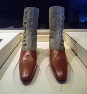 Paire de bottines pour femme, 1910 - France