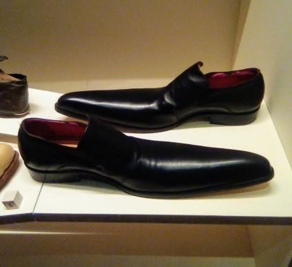 Keupr/Van Bentm et Robin Van Houten, chaussure pour homme, 1999-2000 - Pays-Bas