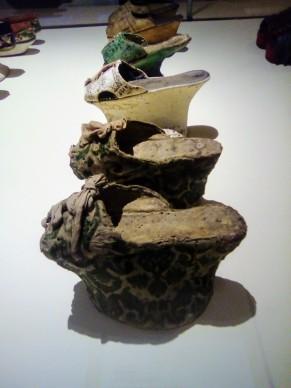 Paire de chopines, XVIème siècle - Venise